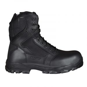 "8"" Safety boots with side zipper for men 