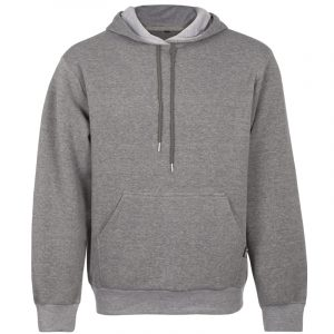 Hoody sweatshirt for men | Grey | NAT'S | WK076