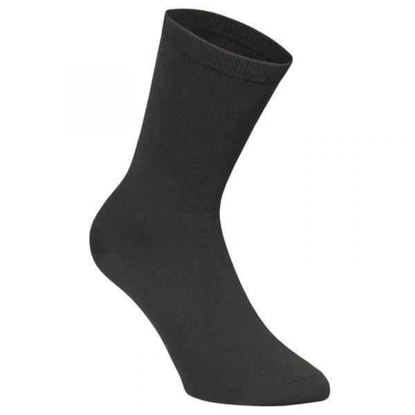 Chaussettes pour femme | Paquet de 3 paires | Noires | NAT'S | WK942