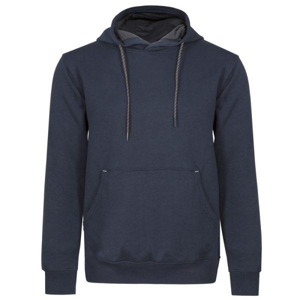 Hoodie sweatshirt for men   Navy   NAT'S   RF920B