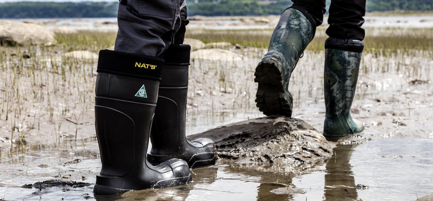 Rain boots for men
