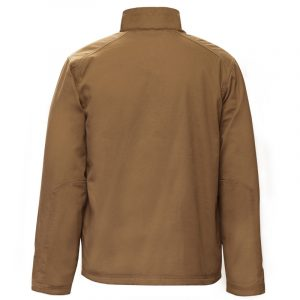 Insulated canvas jacket for men │Tan │NAT'S│WK615