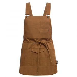 Women's multi task apron | Camel | P&F Workwear | PF355